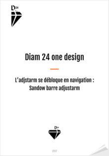 Sandow-adjustarm